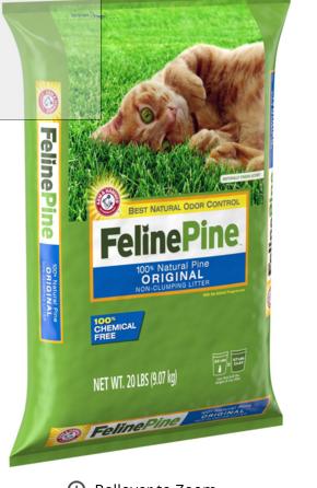 Feline Pine Pellets
