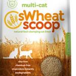 Swheat Scoop Multi-Cat Natural Wheat Cat Litter 4.5 / 5